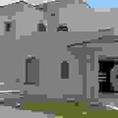 Oleh SG Huerta Arquitecto Cancun Klasik Batu Kapur