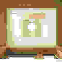 Giardino d'inverno moderno di 소하 건축사사무소 SoHAA Moderno