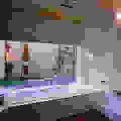 地中海をイメージする大型住宅 地中海風 スパ の 豊田空間デザイン室 一級建築士事務所 地中海