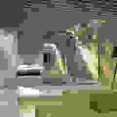The Ark, Studio: Interior design storey Salas de estilo moderno