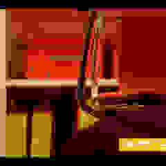 DISEÑO DE ESTUDIO Oficinas y comercios de estilo minimalista de Betiana Denardi | Arquitecta Minimalista Hierro/Acero