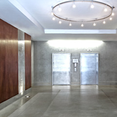Joe Ginsberg Design Bangunan Kantor Modern
