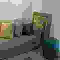 Samira Prado Moda Casa Living roomAccessories & decoration Kertas Beige