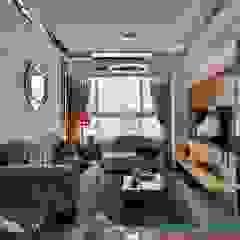 Classic style living room by 大衛麥可國際設計工程有限公司 Classic