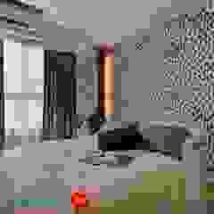 主臥房 Classic style bedroom by 大衛麥可國際設計工程有限公司 Classic