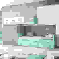 Dormitorios infantiles mediterráneos de homify Mediterráneo
