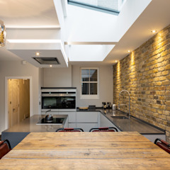 Nasmyth Street Frost Architects Ltd Кухня