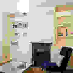 Nasmyth Street Frost Architects Ltd Вітальня