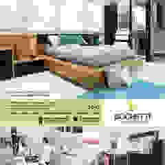 AMBIENTES Dormitorios modernos de BOCHETTI Moderno