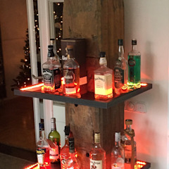 WE-Maatdesign Living roomAccessories & decoration Wood Wood effect