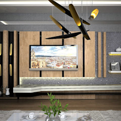 by Murat Aksel Architecture Modern Wood Wood effect