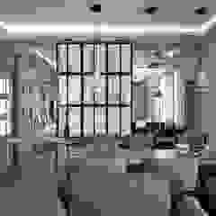 by Murat Aksel Architecture Minimalist Iron/Steel