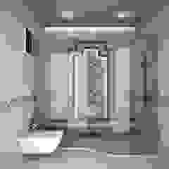 Scandinavian style bathrooms by Murat Aksel Architecture Scandinavian Marble