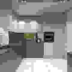 BAGUA Pracownia Architektury Wnętrz Modern kitchen
