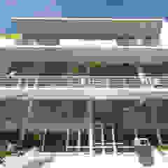 Modern office buildings by URBANSOUP Modern Concrete