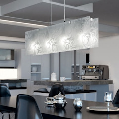 modern  by Angelo Luz + Diseño, Modern Glass