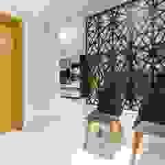 راهرو مدرن، راهرو و راه پله توسط Caio Prates Arquitetura e Design مدرن ام دی اف