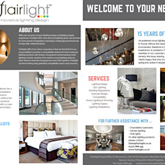 This is the handout that we give to all our new clients😊 Illuminate your space✨ Flairlight Designs Ltd Salle multimédiaAccessoires & décorations