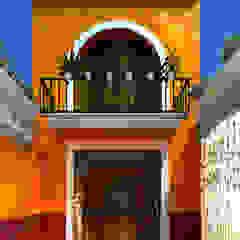 od SG Huerta Arquitecto Cancun Kolonialny Wapień