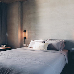 Eclectic style hotels by 七輪空間設計 Eclectic