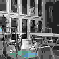 台南 小葉子鄉村部屋外觀 根據 直譯空間設計有限公司 鄉村風