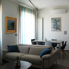 Salas de estilo moderno de Arch. Rosalba Di Maio Moderno