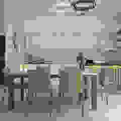 Interior design Cucina moderna di Teresa Lamberti Architetto Moderno Legno Effetto legno
