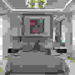 Projet Privé / Private Residence Chambre moderne par Paris Luxury Interiors Moderne