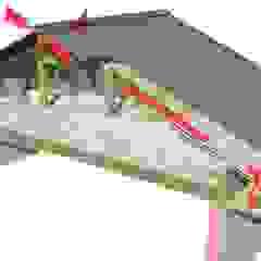Çatı Altı Isı Yalıtımıyla Tasarruf Yap! Asyatik Balkon, Veranda & Teras Evinin Ustası Asyatik