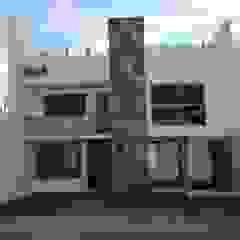 Minimalist house by Navecsa Constructora Minimalist Concrete