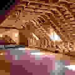 Existing loft reconfiguration Minimalist bedroom by Loftspace Minimalist