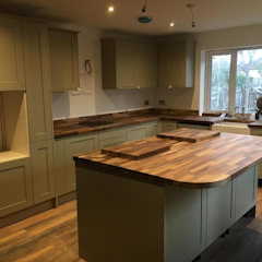 Kitchen Fitters by Carpenters Johannesburg