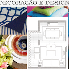 Workshops De Design e Decoração de Interiores Escolas eclécticas por Rita Salgueiro - Full Ideas Eclético