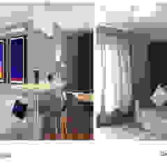 Студия 'Облако-Дизайн' Ausgefallene Wohnzimmer