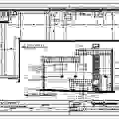 Edícula Particular Garagens e edículas rústicas por Reinaldo Pampolha Arquitetura Rústico