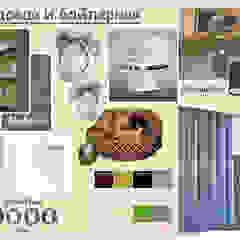 Landelijke wijnkelders van Дизайн-студия Анны Игнатьевой Landelijk Keramiek