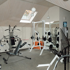 Classic style gym by Станислав Старых Classic Plastic