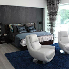 INTERIOR Habitaciones modernas de IngeniARQ Moderno