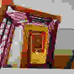 住宅 北歐鄉村混搭幸福居-高雄楠梓 斯堪的納維亞風格的走廊,走廊和樓梯 根據 鹿敘空間設計 北歐風