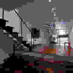 南田辺の家 モダンデザインの リビング の 藤原・室 建築設計事務所 モダン