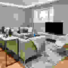 County Hall Modern living room by Morph Interior Ltd Modern