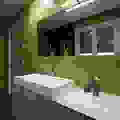 Giuseppe Rappa & Angelo M. Castiglione ห้องน้ำ เซรามิค Green