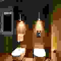 Giuseppe Rappa & Angelo M. Castiglione ห้องน้ำ เซรามิค Brown