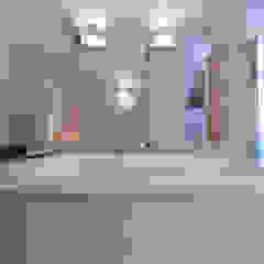 Renovatie en inrichting monumentale stadsvilla Eclectische badkamers van Atelier Denessen Architecture Eclectisch