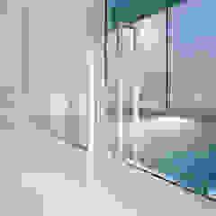 Villa Deys Minimalistische zwembaden van Architectenbureau Paul de Ruiter Minimalistisch