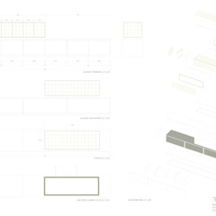 Abedul arquitectura Minimalist offices & stores