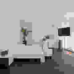 0812 Mediterrane Schlafzimmer von jle architekten Mediterran