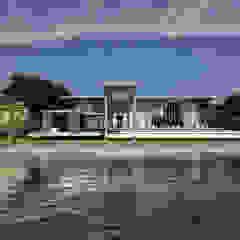 من Fernandez Architecture إستوائي زجاج