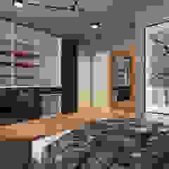 Sn. Ercan Balcı Konutu Endüstriyel Yatak Odası Erden Ekin Design Endüstriyel