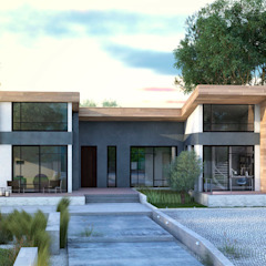 Modern Houses by homify Modern Wood Wood effect